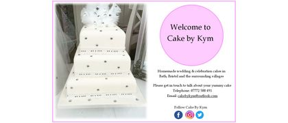 Cake by Kym