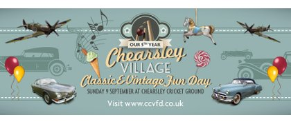 Chearsley Classic and Vintage Fun Day