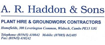 A R Haddon & Sons