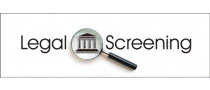 Legal Screening