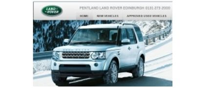 Pentland Landrover