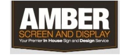 Amber Screen & Print