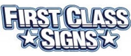 First Class Signs