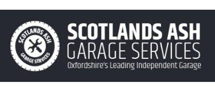 Scotlands Ash Garage