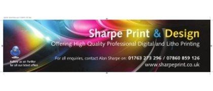 Sharpe Print