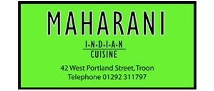 Maharani Indian Cuisine