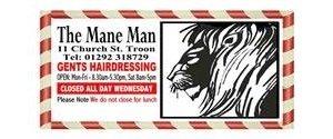 The Mane Man