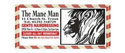 The Mane Man