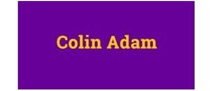 Colin Adam