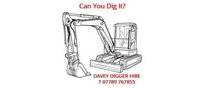 Davey Digger Hire