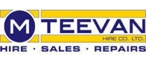 M Teevan & Co Hire