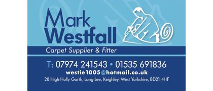Mark Westfall Carpet Supplier & Installer