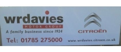 W R Davies