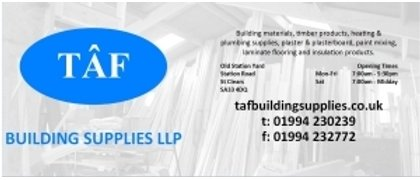 Taf Building Supplies LLP