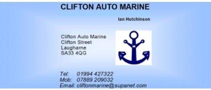 Clifton Auto & Marine