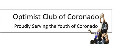 CORONADO OPTIMIST CLUB
