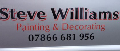 Steve Williams Painting & Decorating