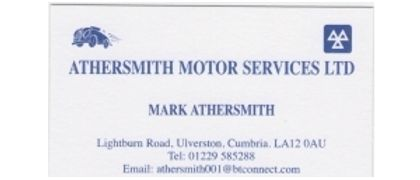 Athersmith Motor Services