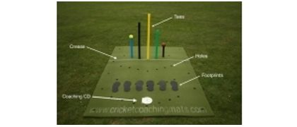 Cricket Coaching Mats
