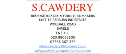 S. Cawdery Bespoke Joinery & Furniture Makers