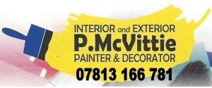 P McVittie Painters & Decorators