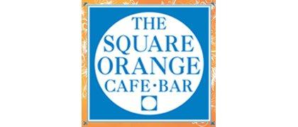 Square Orange Cafe