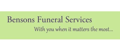 Bensons Funeral Services