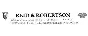 Reid and Robertson