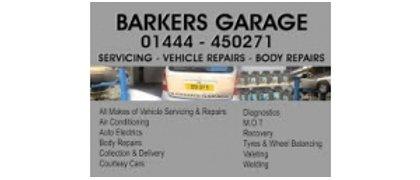 Barkers Garage
