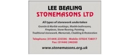 Lee Bealing Stonemasons