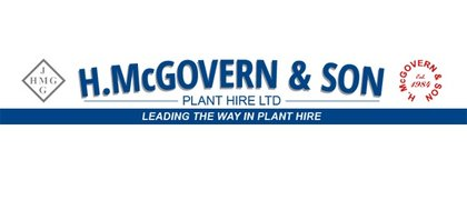 H McGovern & Son Plant hire