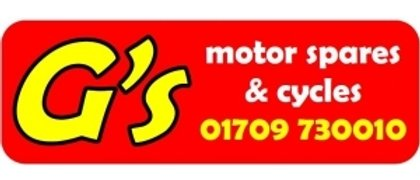 G's Motor Spares and Cycles
