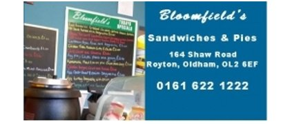 Bloomfield's Sandwiches & Pies