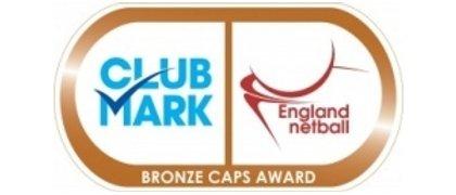 Bronze Caps Clubmark Award