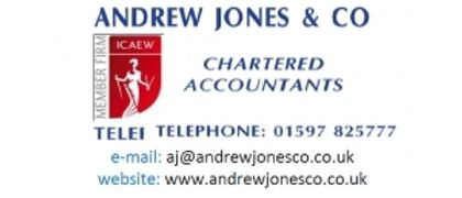 Andrew Jones & Co Chartered Accountants of Llandrindod