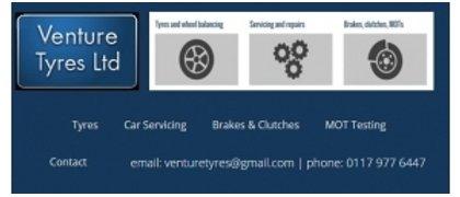 Venture Tyres Ltd