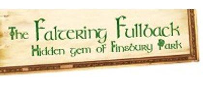 The Faltering Fullback