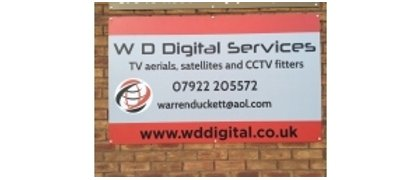 W D Digital Services