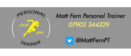 Matt Fern Personal Trainer