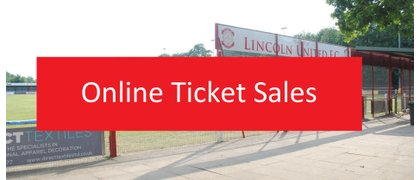 Lincoln United Ticket Sales
