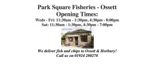 PARK SQUARE FISHERIES