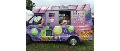Jane & Phil ice cream van hire