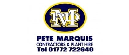 Pete Marquis Contractors & Plant Hire