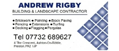Andy Rigby Building And Landscaping