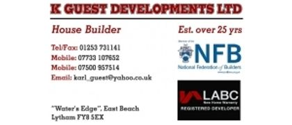 Karl Guest Developments