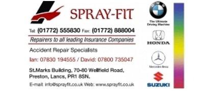 Sprayfit