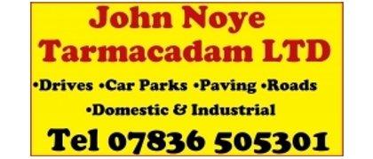 John Noye (Tarmacadam) LTD