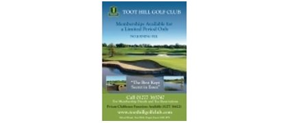 Toot Hill Golf Club
