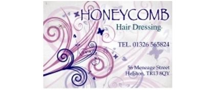 Honeycomb Hair Design