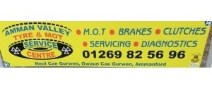 Amman Valley Tyre & MOT Centre